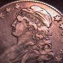 CAPPED BUST HALF DOLLAR  DATED -1831  GRADED VERY FINE -25   Condition