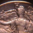 LIBERTY WALKING  HALF DOLLAR  DATED -1943-D GRADED EXTREMELY FINE -45   Condition