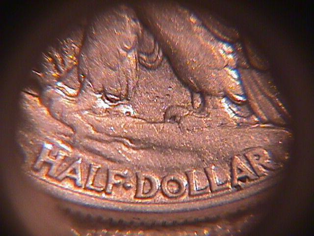 LIBERTY WALKING  HALF DOLLAR  DATED -1943-P GRADED EXTREMELY FINE -45   Condition