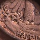 LIBERTY WALKING  HALF DOLLAR  DATED -1942-S GRADED EXTREMELY FINE -45   Condition