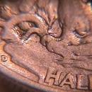 LIBERTY WALKING  HALF DOLLAR  DATED -1939-D GRADED EXTREMELY FINE -45   Condition