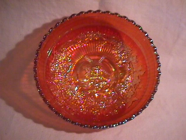 Imperial Marigold Carnival Glass