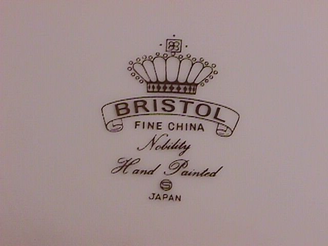 Bristol Fine China, Japan
