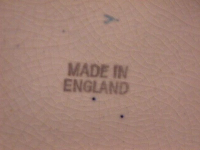 Vintage Little Old Lady=Made in England=Covered Sugar