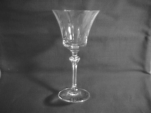 Spiegelau Crystal #SP-17 Wine Goblet Pattern #17886