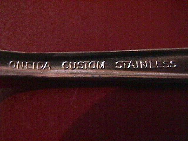 Oneida Custom Stainless