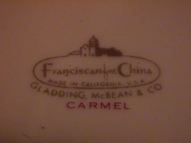 Franciscan China