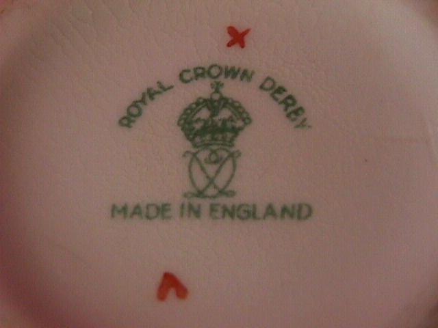 Royal Crown Derby Breakfast Creamer