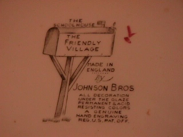 Johnson Brothers China