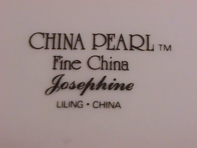 China Pearl Fine China