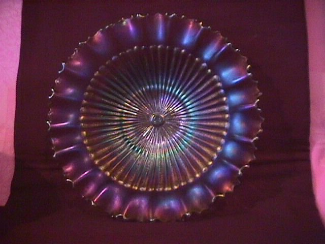 Northwoods Carnival Glass