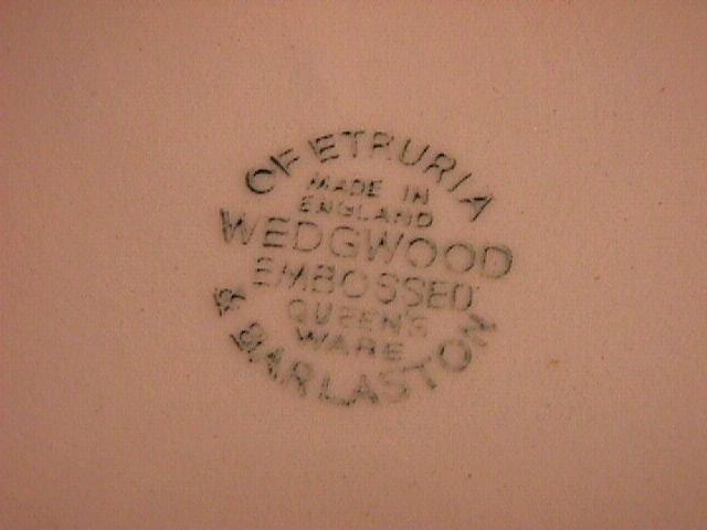 Wedgwood Queensware