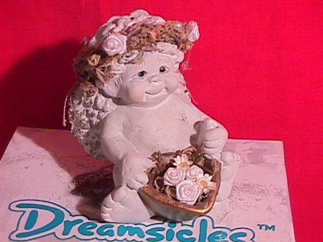 Dreamsicles Collectibles (Golden Wildflower) Figurine