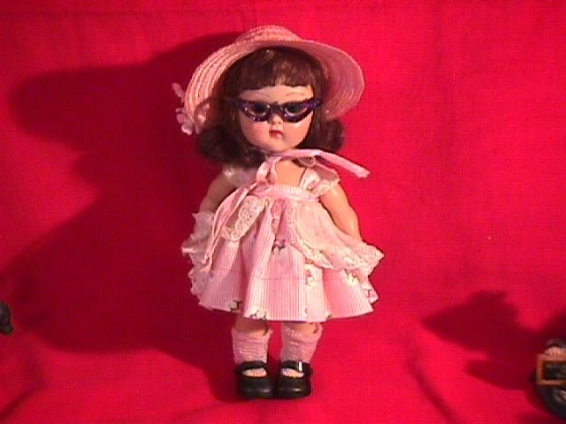 Vogue Ginny Doll