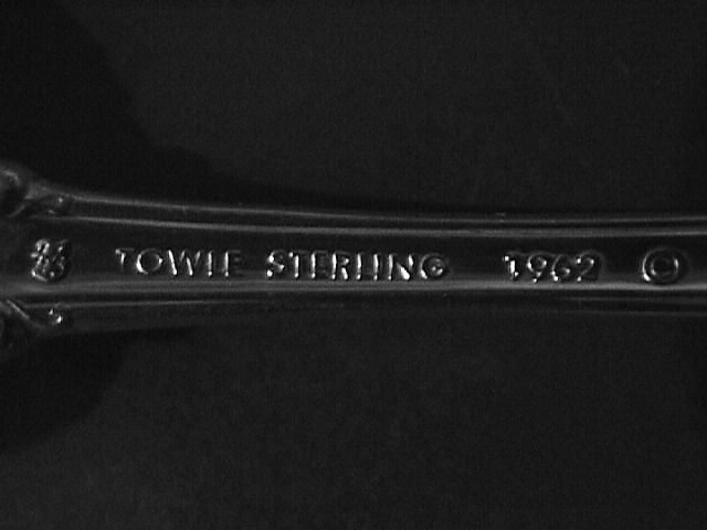 Towle Sterling