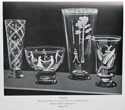 Fine Glass Book,  1942