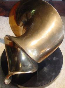 Reflective California Bronze: