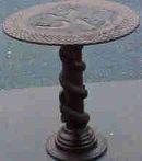 Antique American Folk Art Table