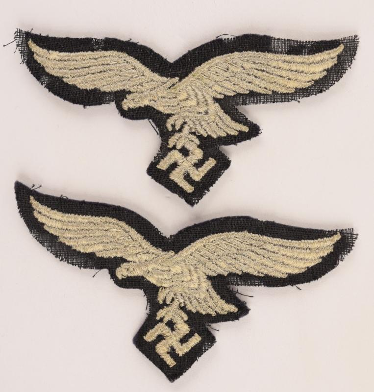 WW2 Nazi Luftwaffe Military Patches