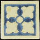 Antique American Arts & Crafts Mosaic Tile