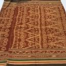 FREE POSTAGE Old Authentic SKIRT Dayak Textile cotton SARONG LADIES GARMENT #15