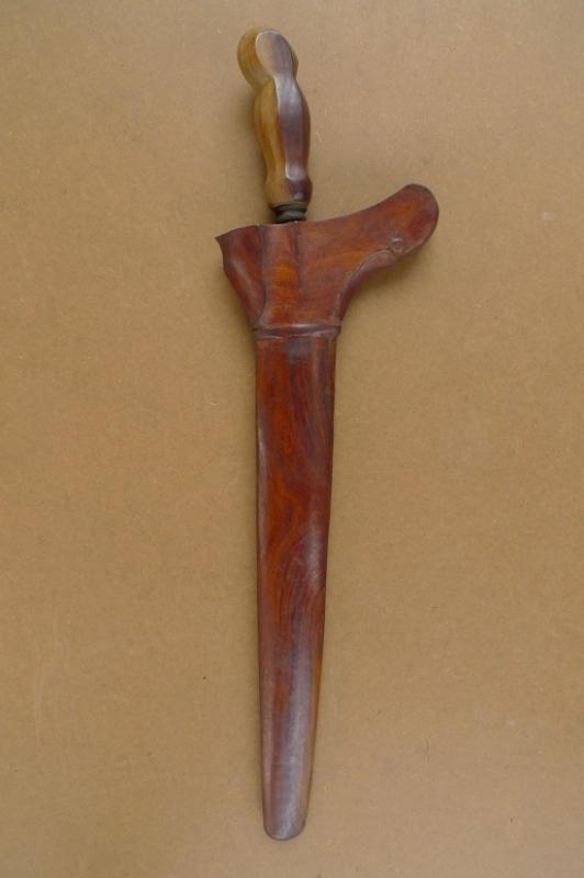 (XXXL KERIS MADURA: 570mm/22.4