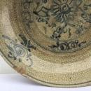 AUTHENTIC MING DYNASTY (1368-1644) DISH / PLATE Great Ming Porcelain Artifact