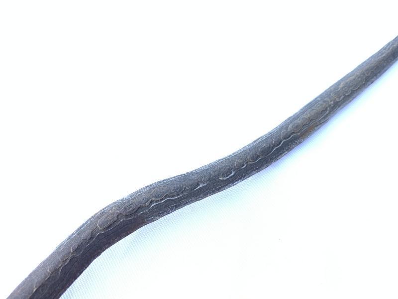 BURUNG GARUDA 530mm UNUSUAL BLADE KERIS Weapon Knife Dagger Sword Arms Samurai