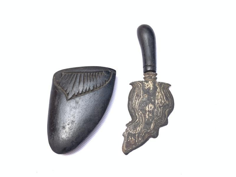 Small Kris 90mm FREE SHIPPING Shaman Talisman Dagger Knife Blade Sword Keris