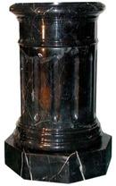 3480 48-Inch Diameter Inlaid Italian Marble Specimen Table