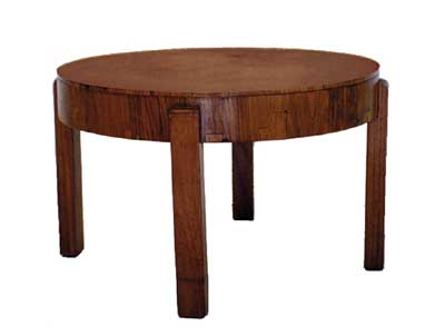 20.1159 Art Deco Side Table