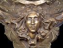 59.6025 Pair of Large Art Deco Sconces