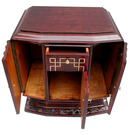 53.6318 Pair of Art Deco Nightstands