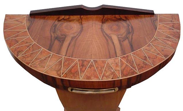 20.6322 Pair of Art Deco Console Tables c. 1930