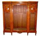 24.6630 French Empire Style Bookcase
