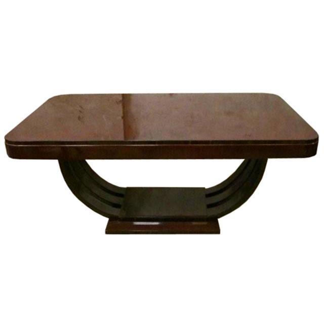 7065 Art Deco Table/Desk