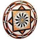 15.3471 Marble Table Top or Floor Medallion