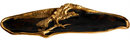 6806 Pencil Bronze Plate with Eagle