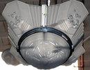 6821 Art Deco Muller Chandelier