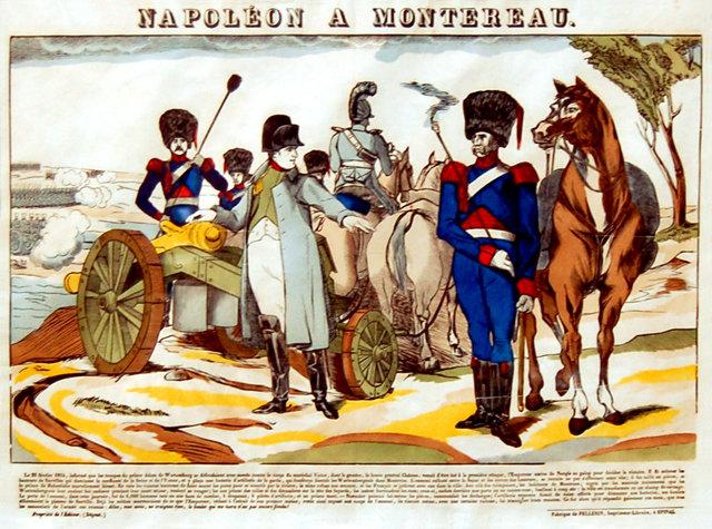 6881 Napoleon Print -