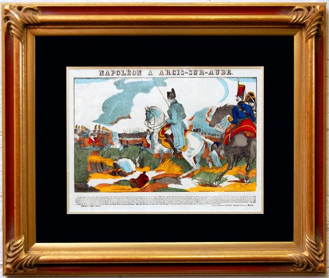 6891 Napoleon Print -