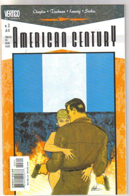 American Century #3 comic book near mint 9.4