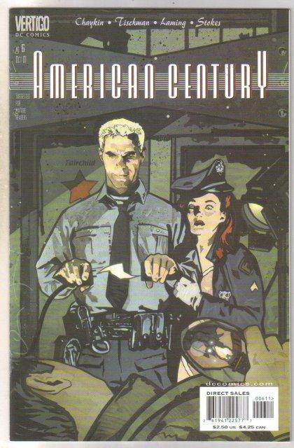 American Century #6 comic book mint 9.8
