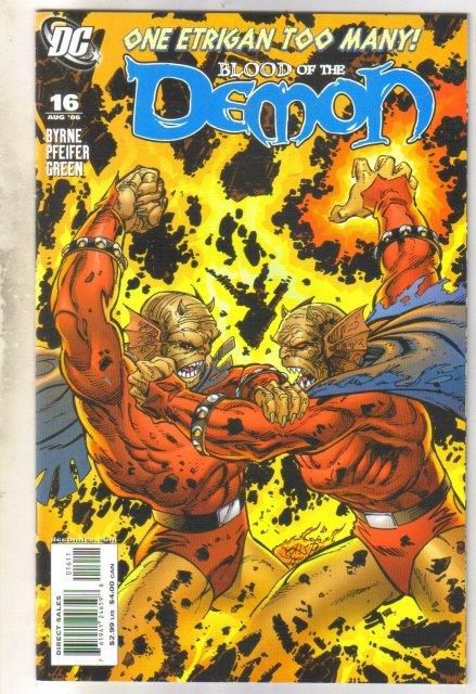 Demon #16 comic book mint 9.8