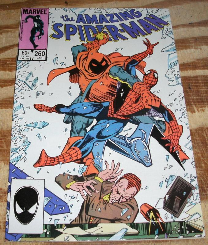Amazing Spider-man #260 near mint 9.4
