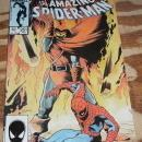 Amazing Spider-man #261  very fine/near mint 9.0