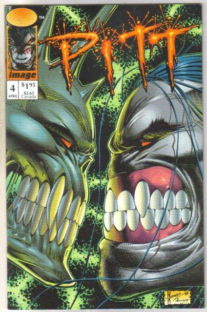 Pitt #4 comic book mint 9.8