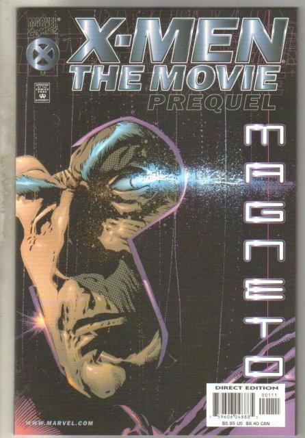 X-men The Movie Prequel comic book mint 9.8