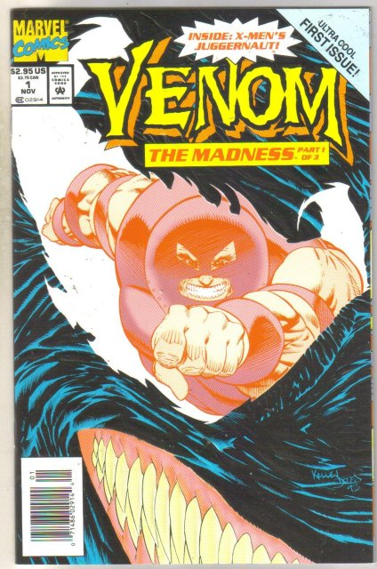 Venom #1 comic book near mint 9.4