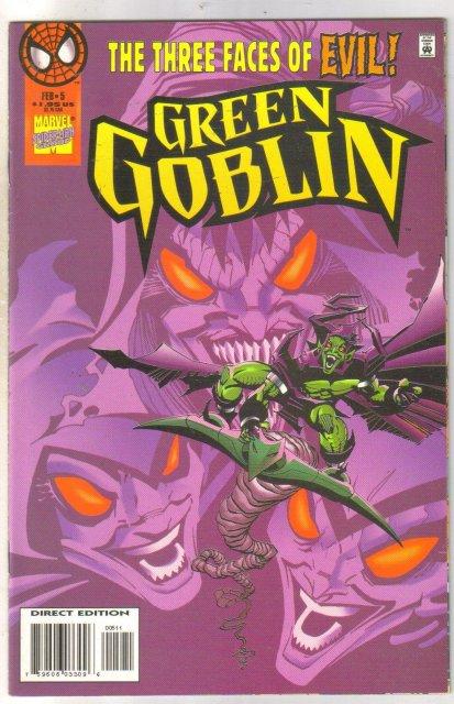 Green Goblin #5 comic book mint 9.8
